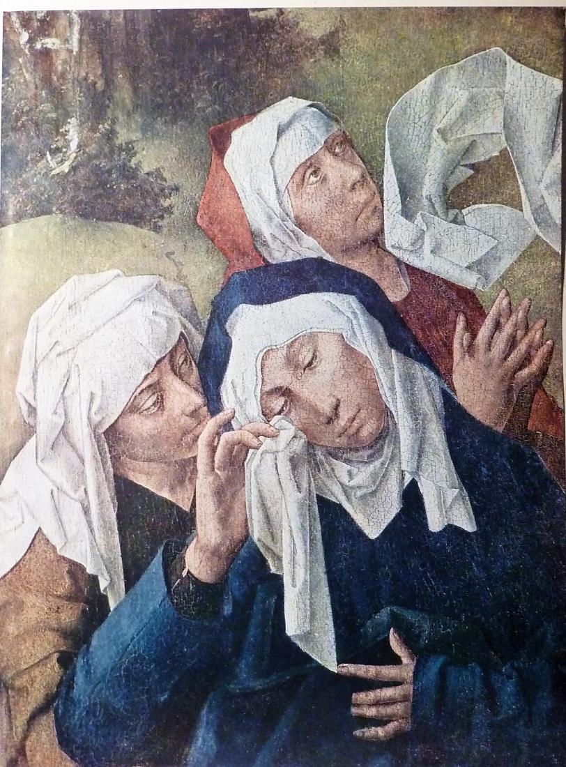 Le Groupe Des Saintes Femmes