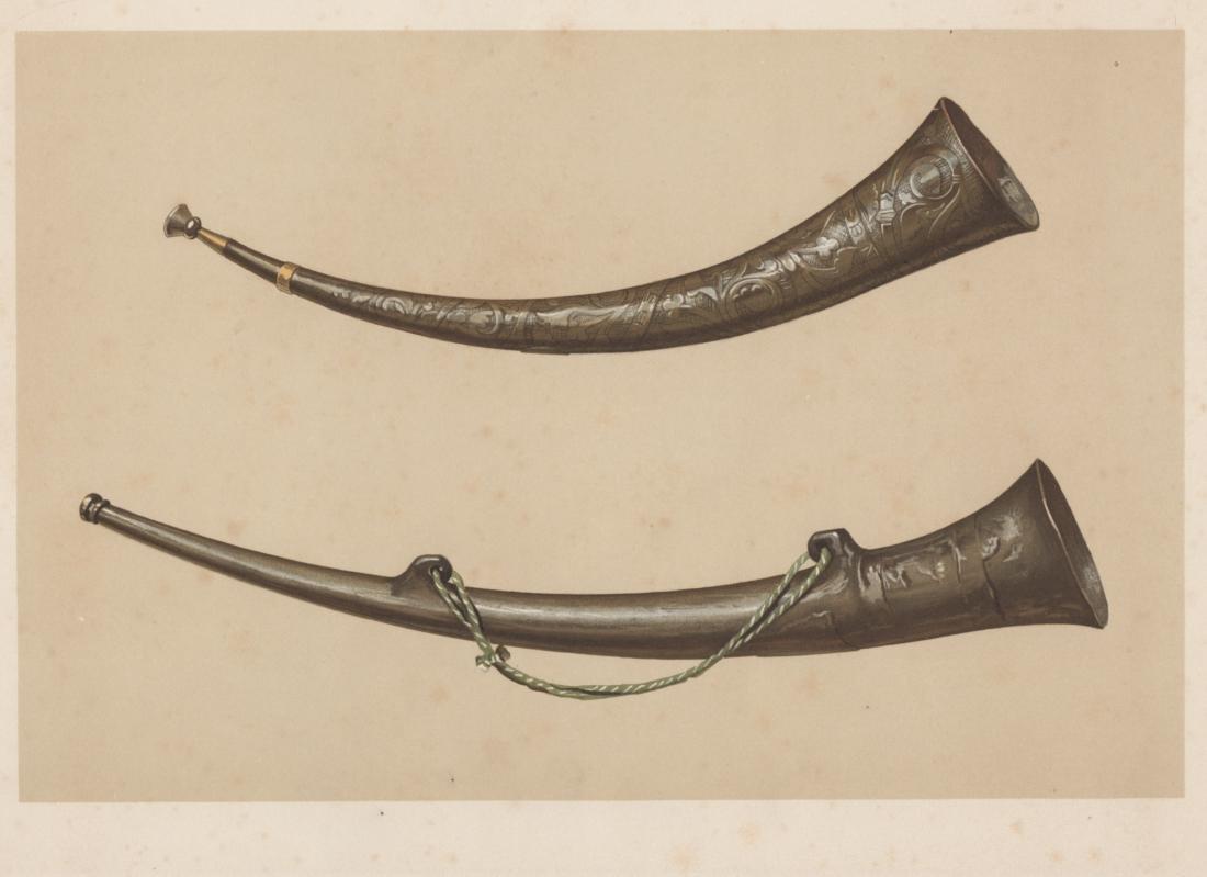 Burgmote Horns