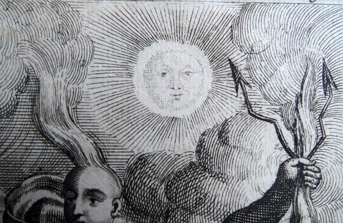 Jan van Luyken Engraving (Dutch 1649-1712) - 3