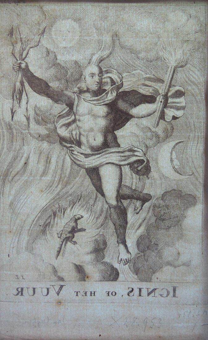Jan van Luyken Engraving (Dutch 1649-1712) - 9