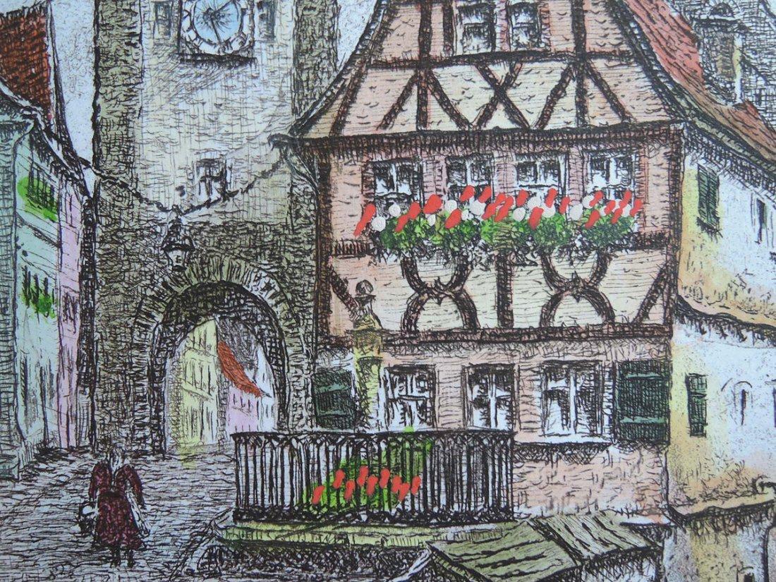 Ernst Geissendorfer (Germany 1908 -1993) - 3