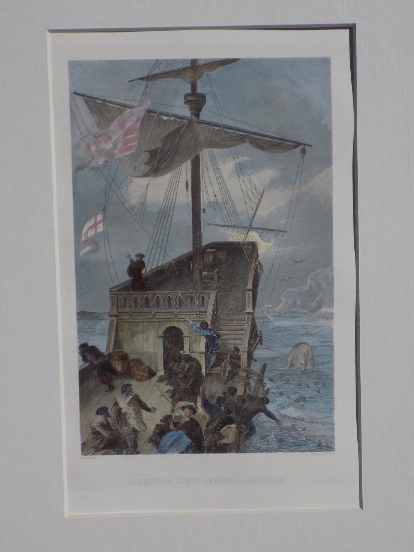 Sebastian Cabot, Labrador, Newfoundland, 1860