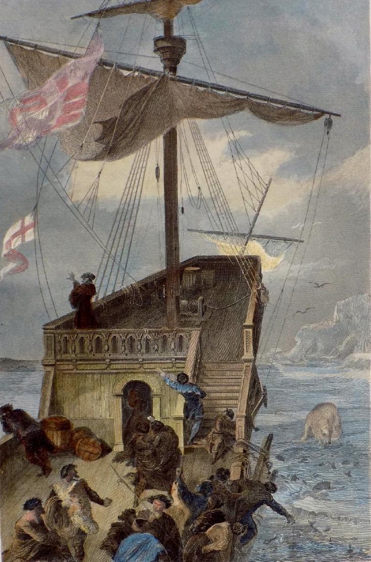 Sebastian Cabot, Labrador, Newfoundland, 1860 - 2