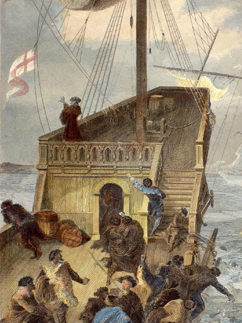 Sebastian Cabot, Labrador, Newfoundland, 1860 - 3