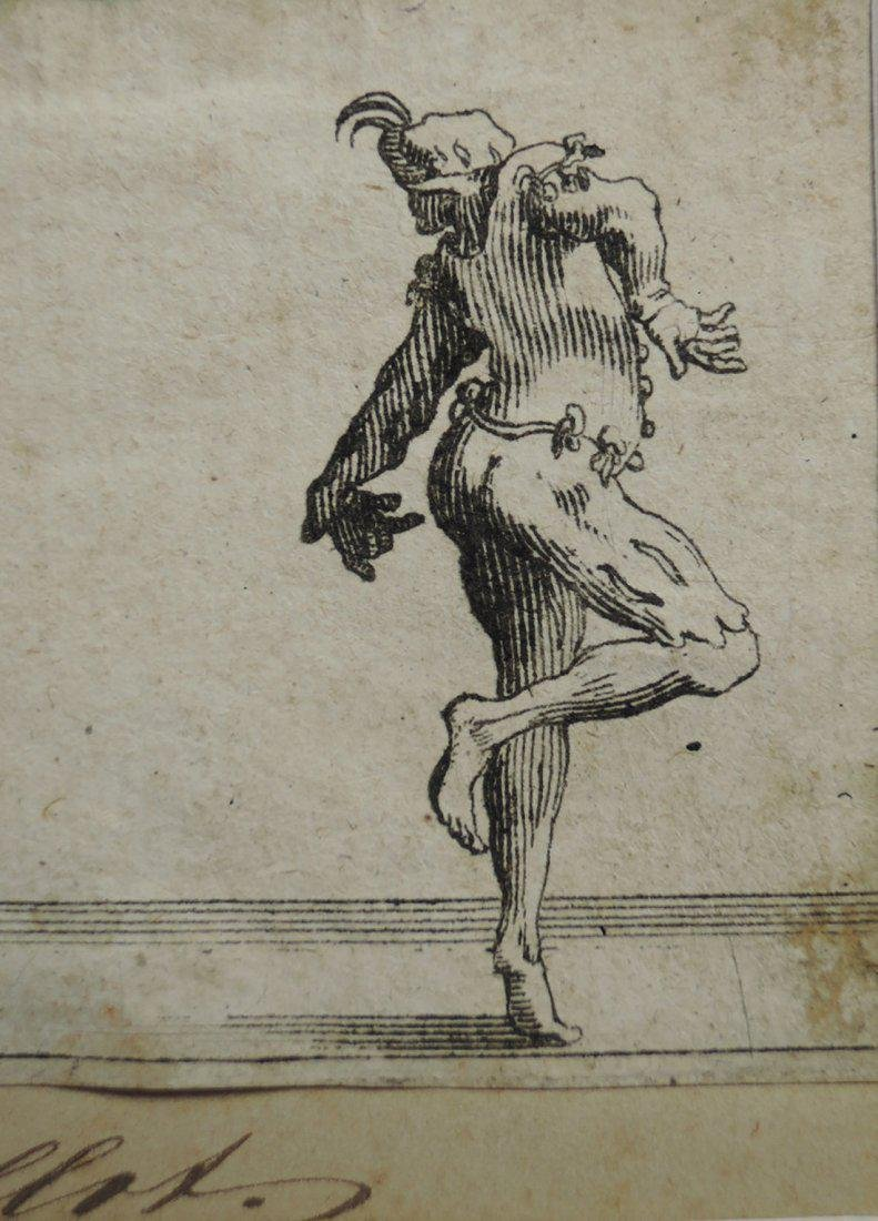 Jacques Callot Etchings (French 1592-1635) - 5