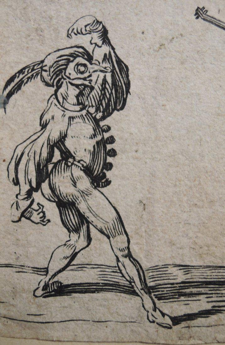 Jacques Callot Etchings (French 1592-1635) - 9