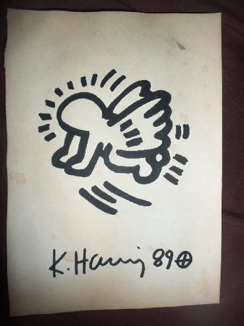 Keith Haring Flying Radiant Baby - 3
