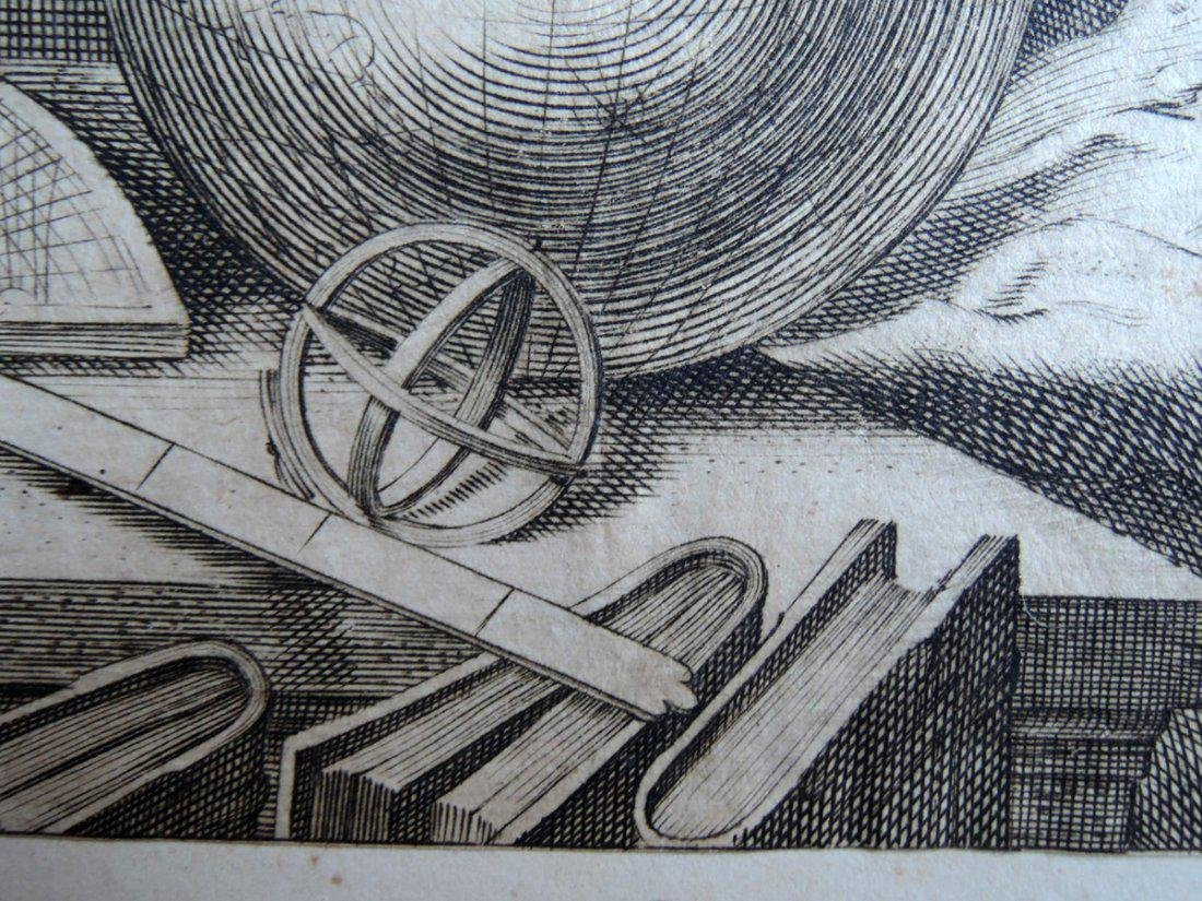 Hendrik Goltzius Engraving (Dutch 1558 - 1617) - 8