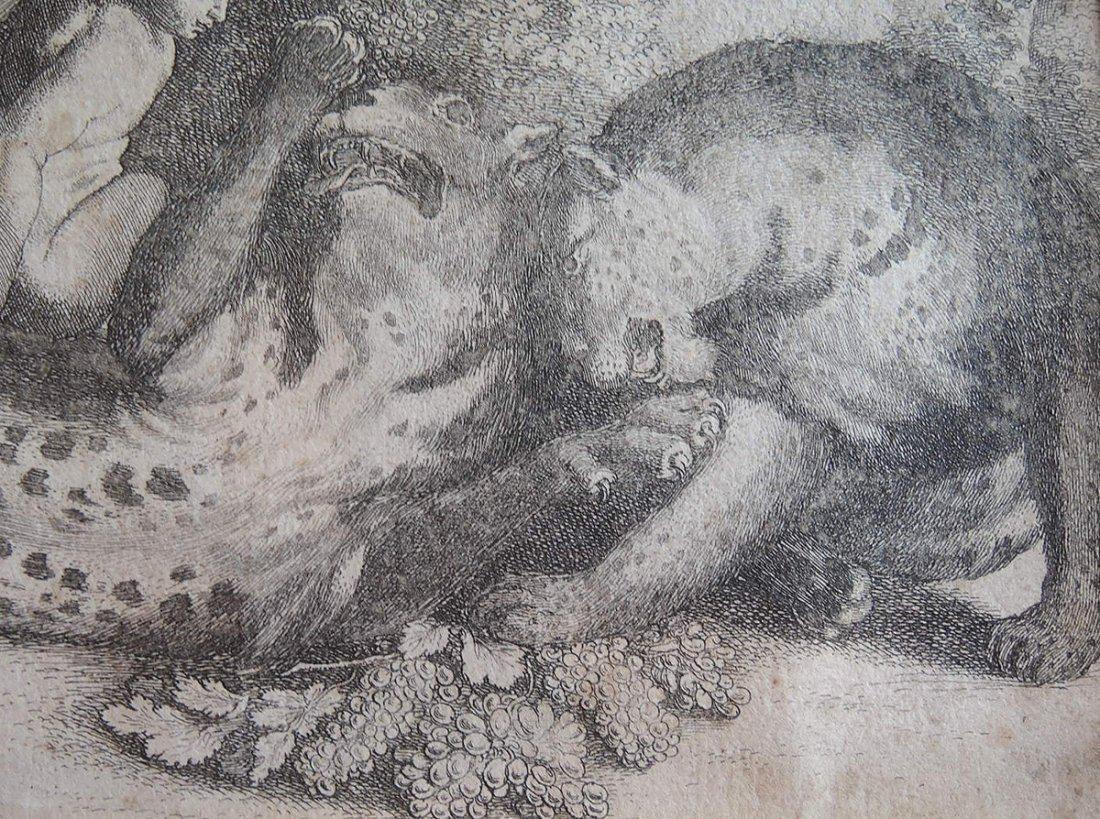 Peter Paul Rubens Etching (Flemish 1577-1640) - 4