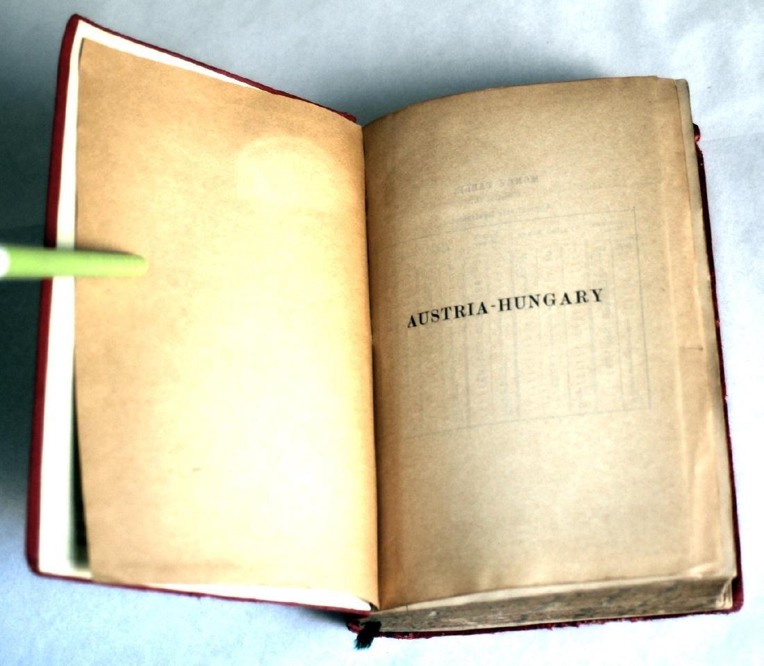 Karl Baedeker Handbook with Maps: Austria. 1896 - 4
