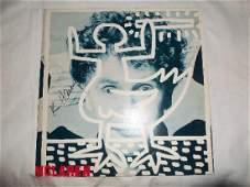 "Keith Haring Signed Malcolm Mclaren ""Duck Rock"" LP"