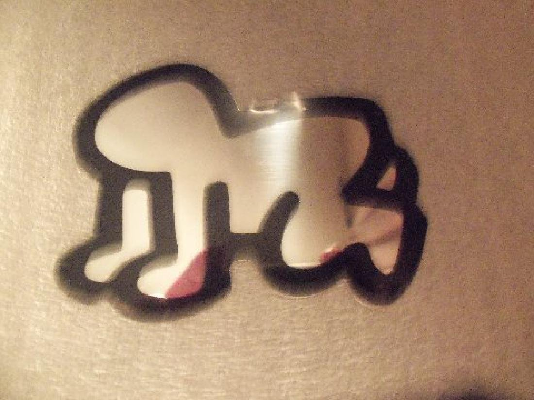 Keith Haring Radiant Baby Ornament - 3