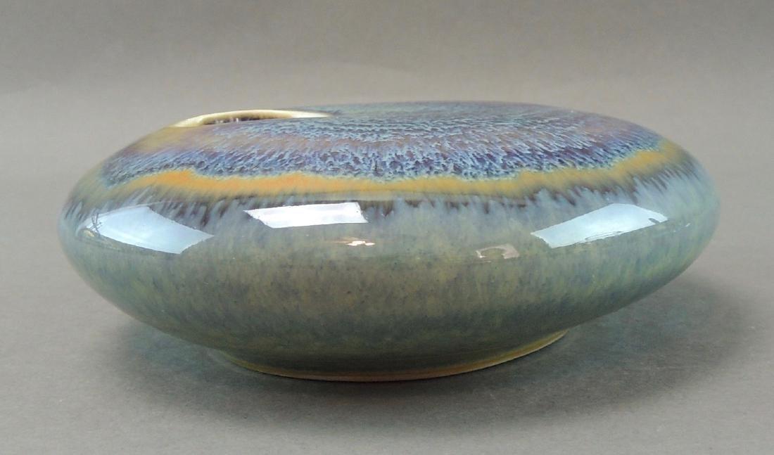 Georgetown Pottery Ikebana Flower Frog Vase - 2