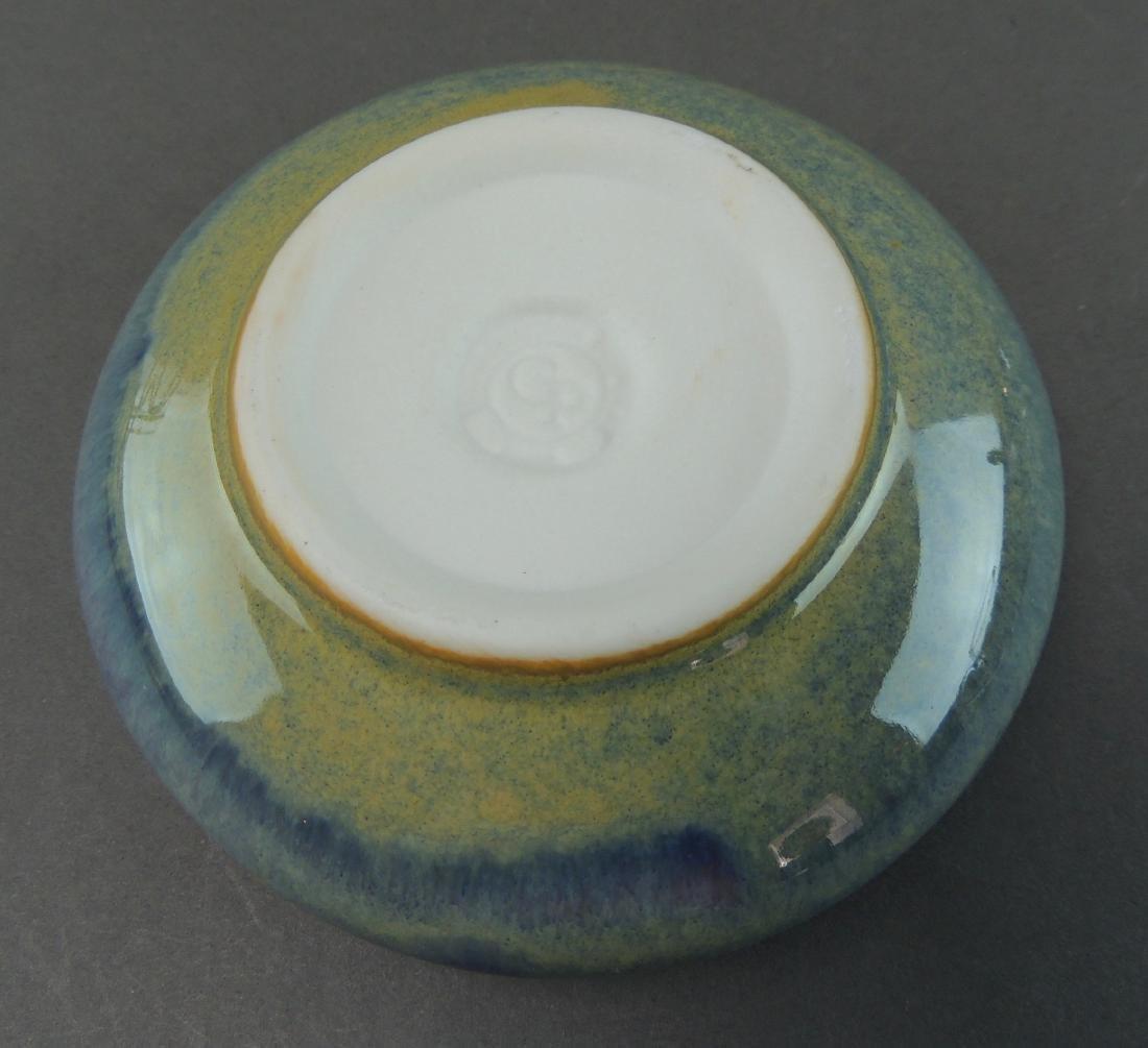 Georgetown Pottery Ikebana Flower Frog Vase - 4