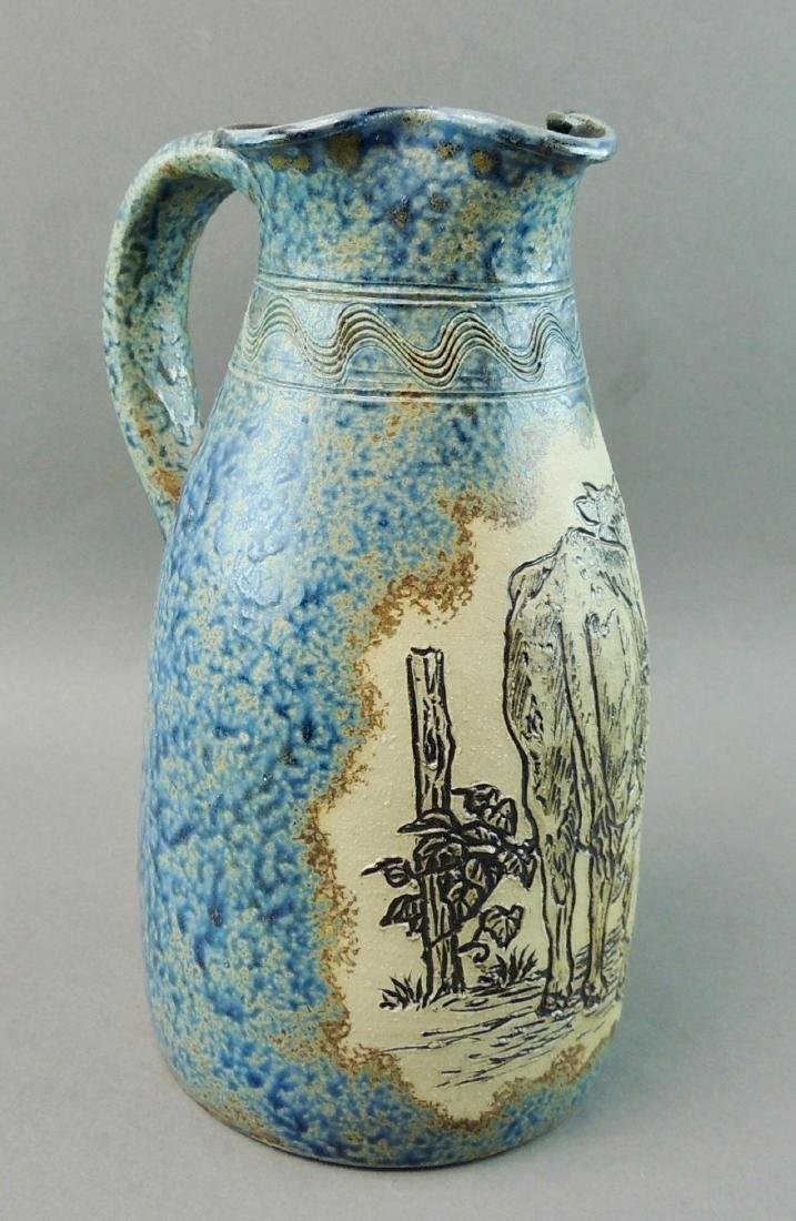 Rodney Leftwich Folk Art Pottery