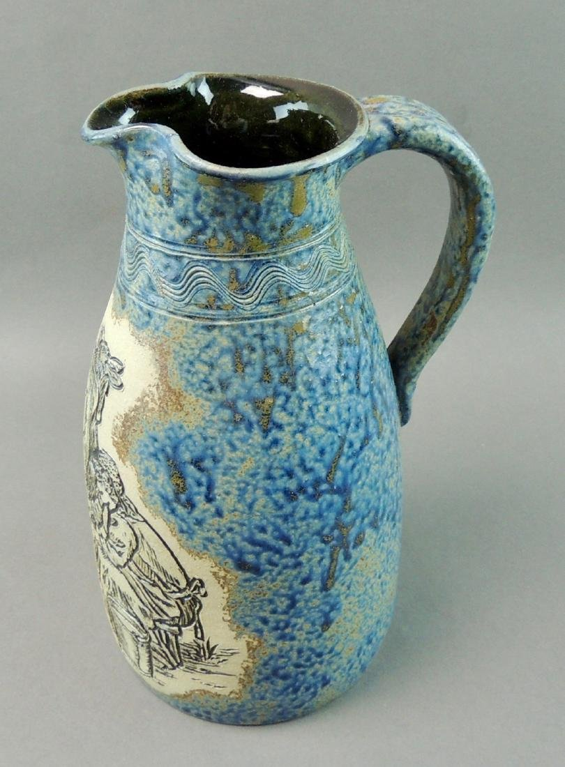 Rodney Leftwich Folk Art Pottery - 2