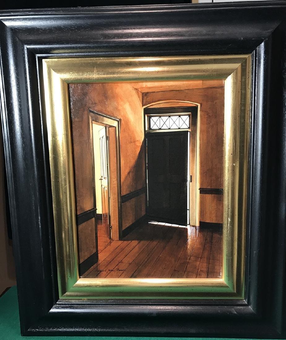"""""""First Door On Left"""" by Michael John Hunt"""