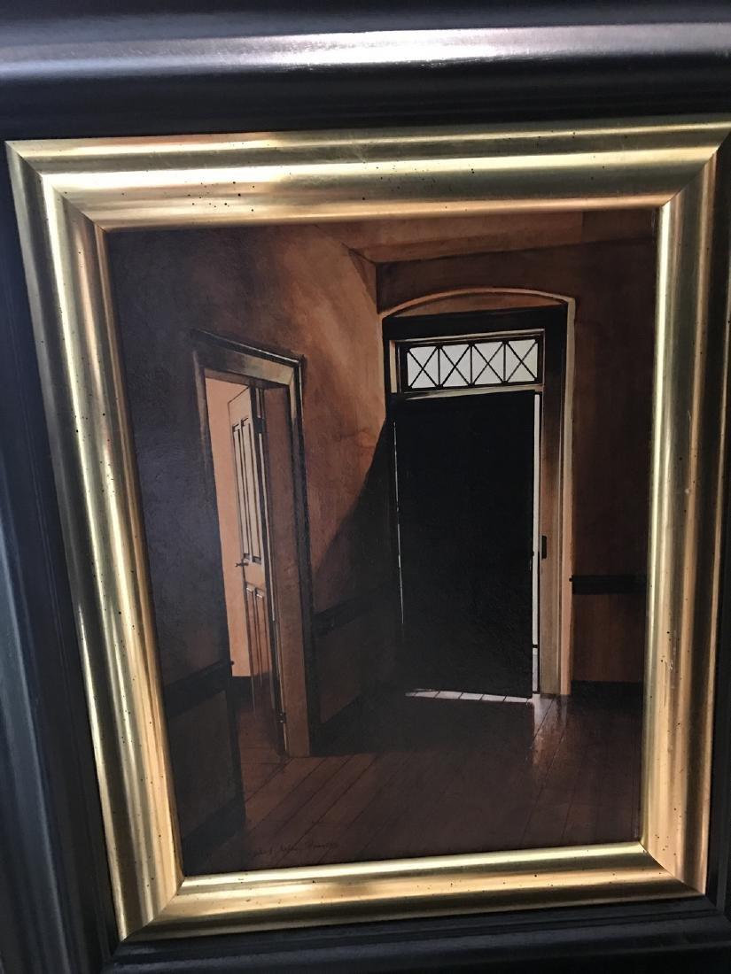 """""""First Door On Left"""" by Michael John Hunt - 4"""