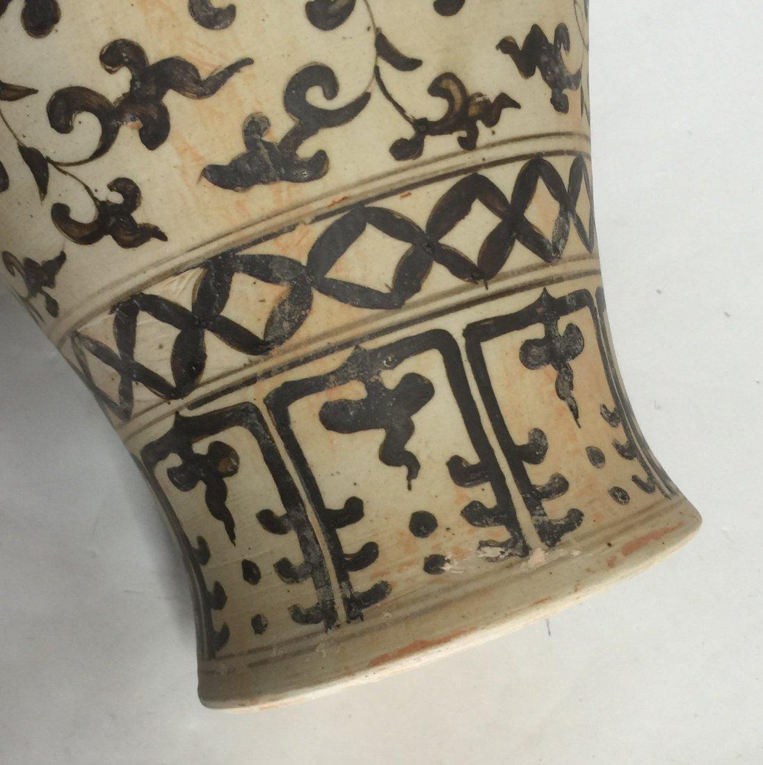 Chinese Rare Unglazed Vase - 8