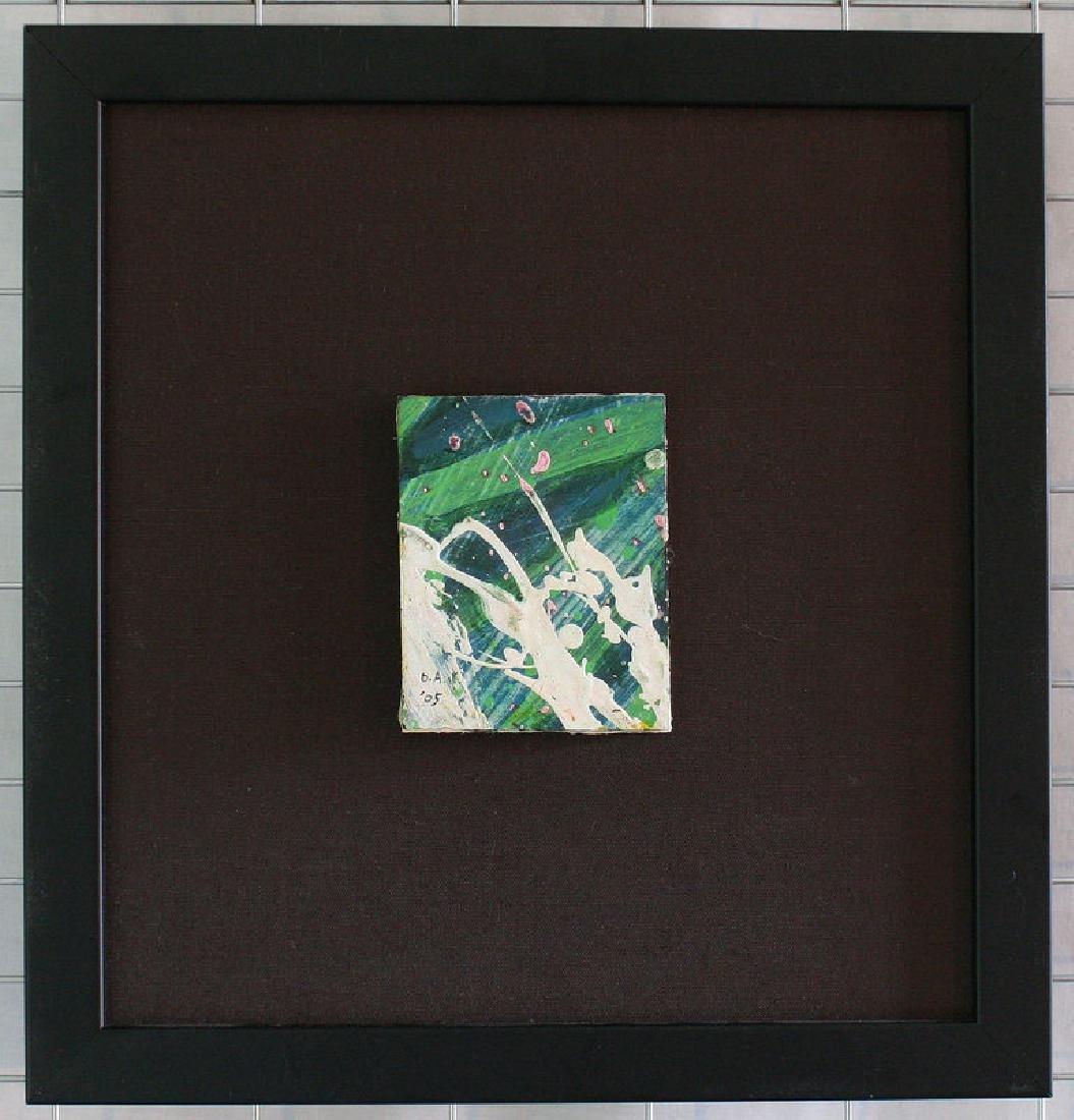 Don Ahn: Violent Wave, Korean Painting
