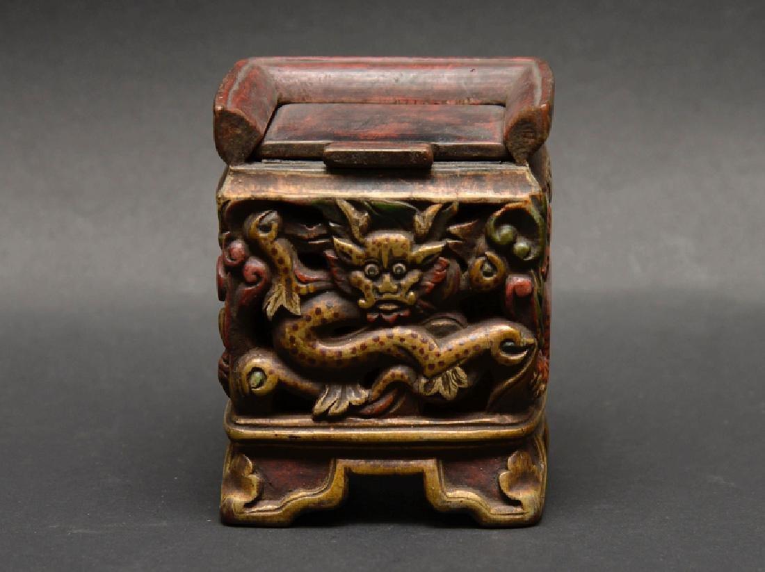 Tibetan Herb Box