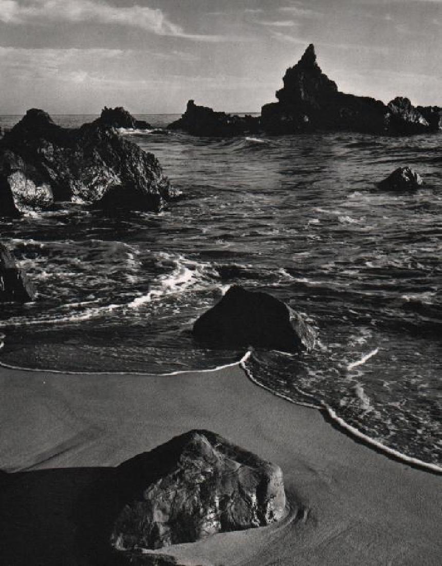 ANSEL ADAMS - Surf