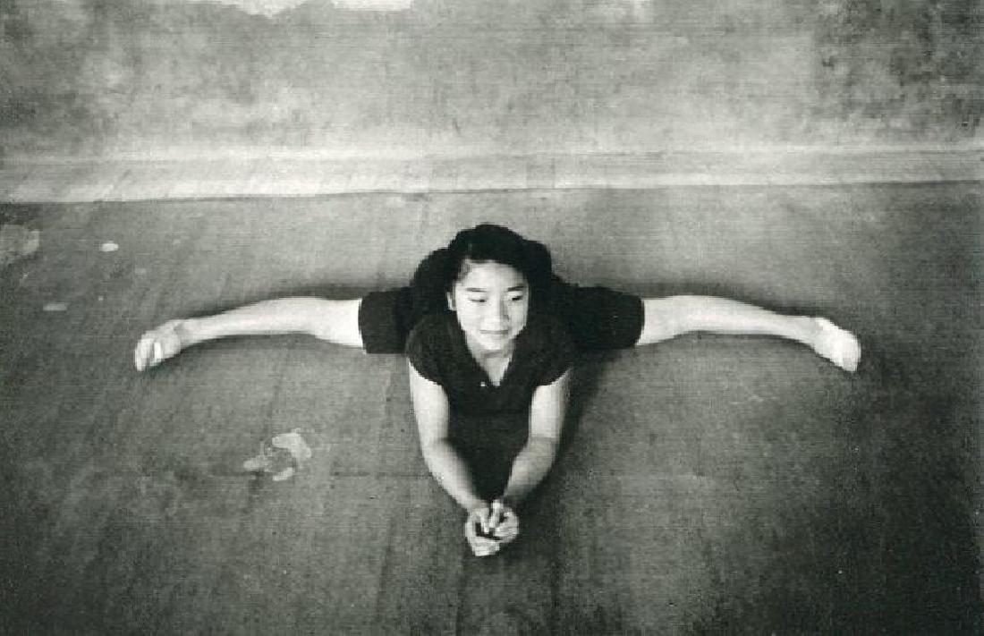 EDOUARD BOUBAT - Circus Rehearsal, China 1982