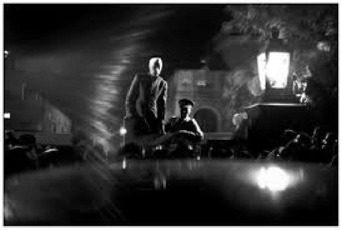 CARTIER-BRESSON - Nehru Annoncing Ghandi's Death, Delhi