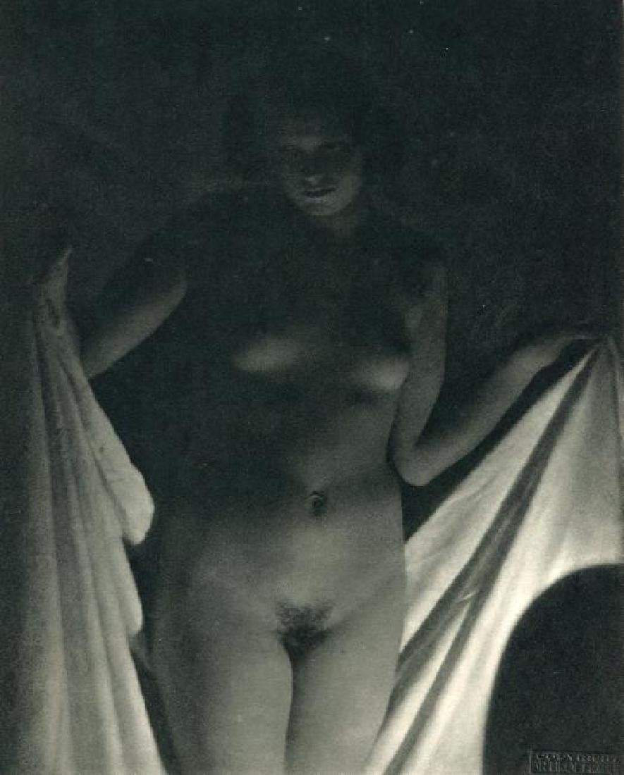 FRANTISEK DRTIKOL - Nude in Shadow