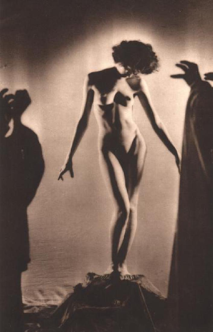 JOHN EVERARD - Suzanna (Nude)