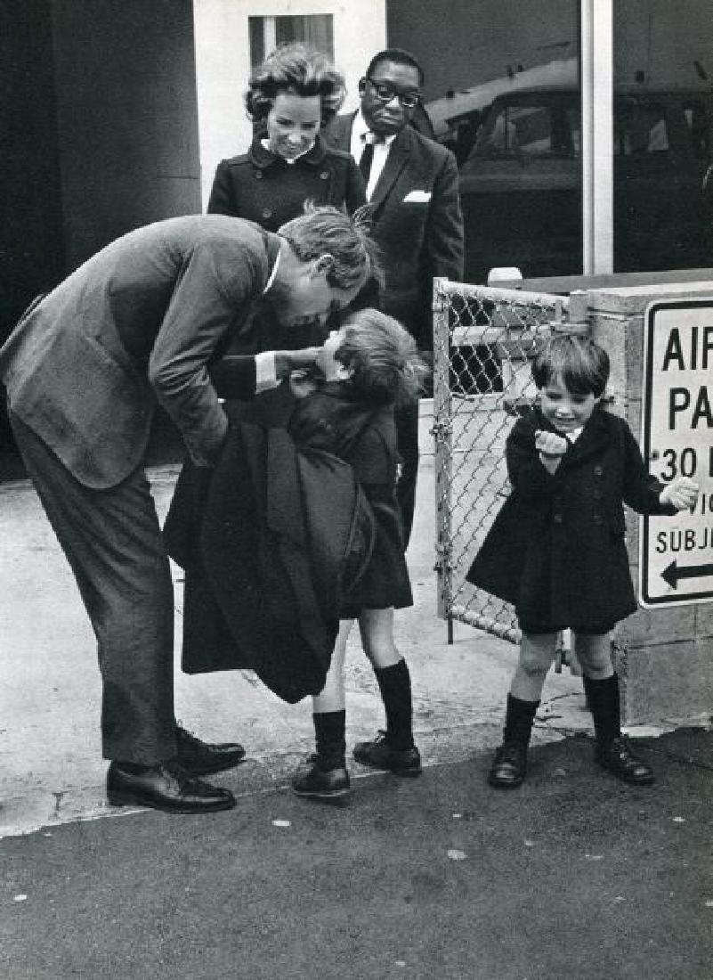 BURT GLINN - Robert Kennedy & Family