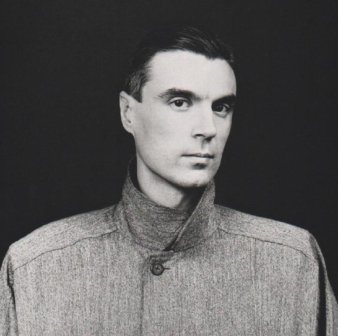 MAPPLETHORPE - David Byrne, 1983