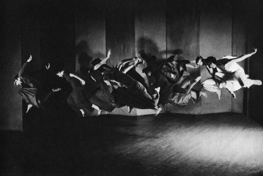 BARBARA MORGAN - Dance Troupe
