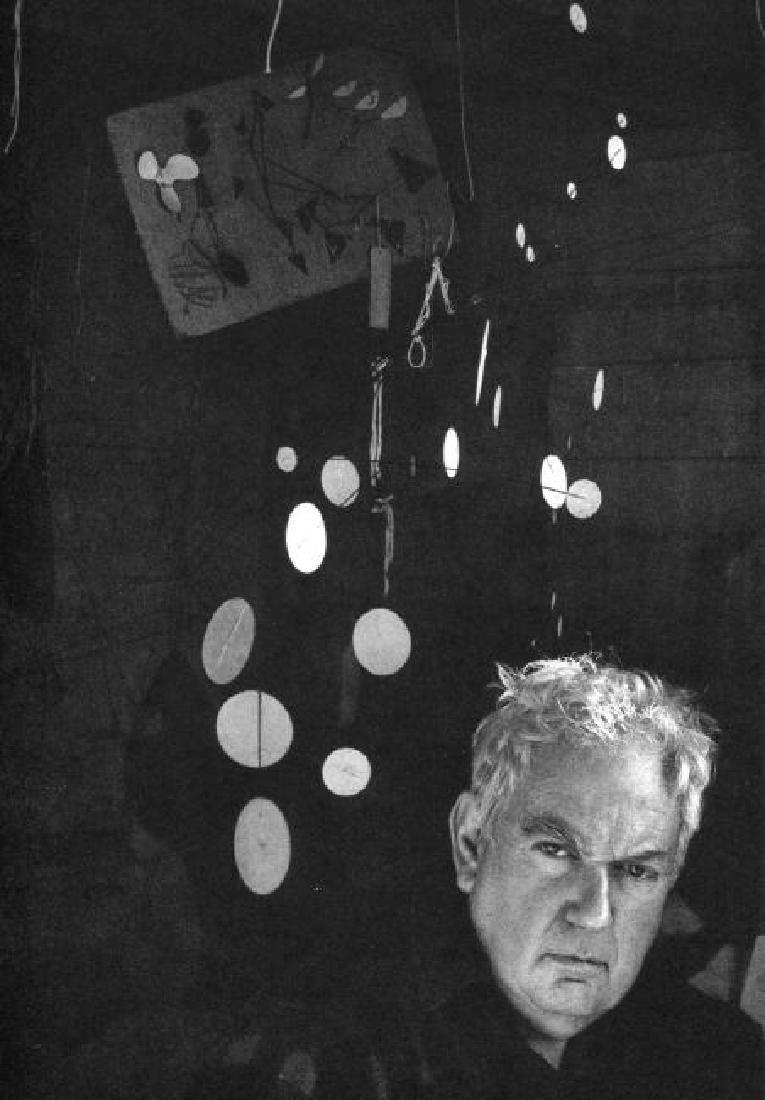 ARNOLD NEWMAN - Alexander Calder