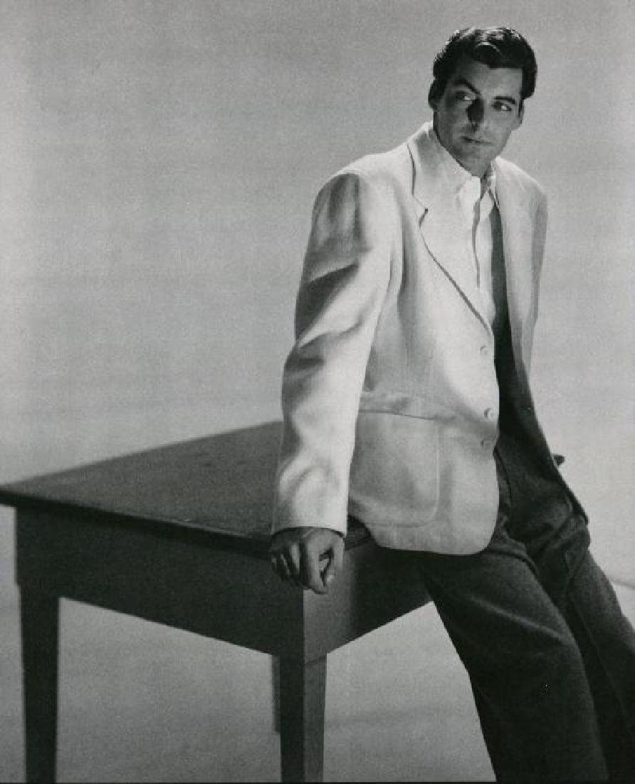 G PLATT-LYNES - Rory Calhoun, 1947