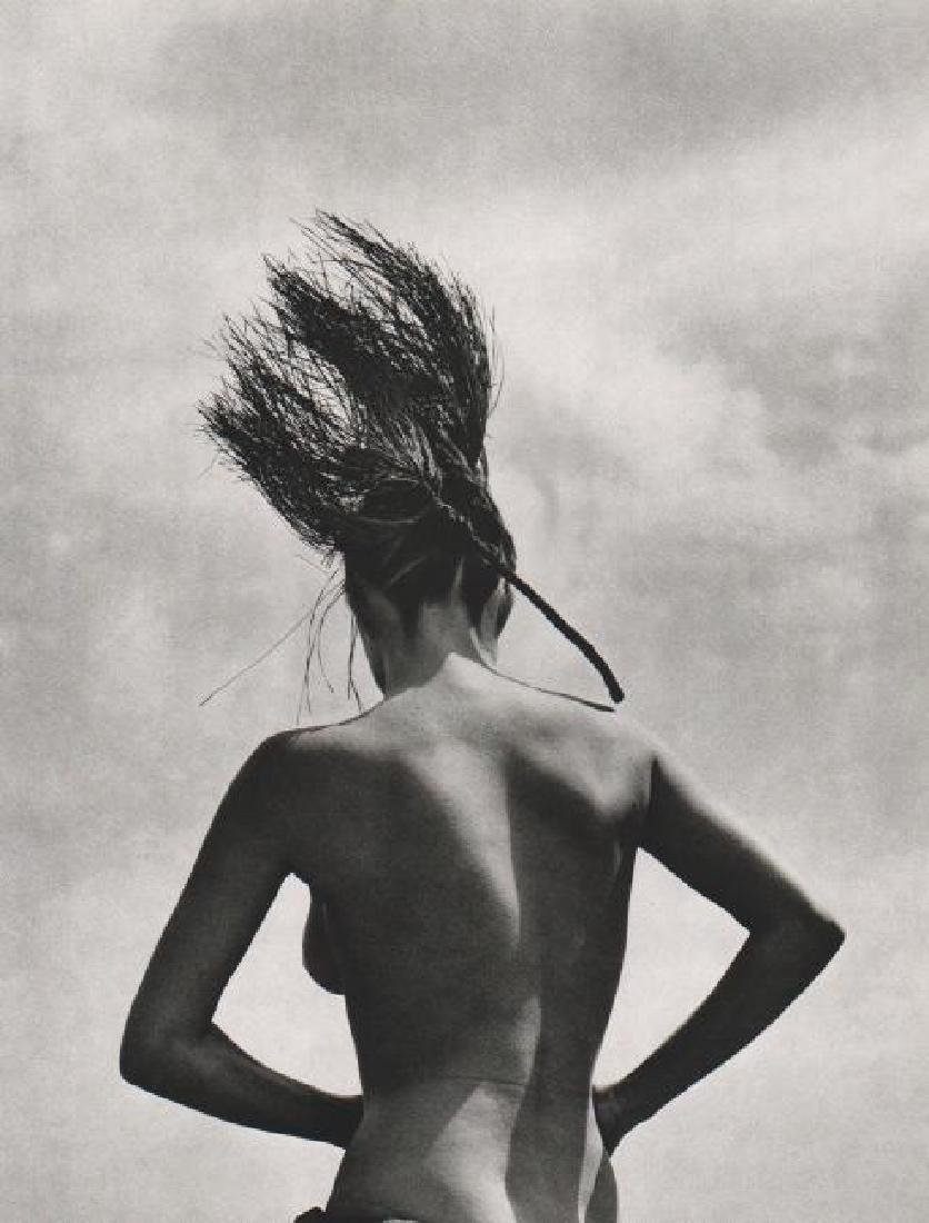 HERB RITTS - Consuelo With Pine Branch, Paradise Cove