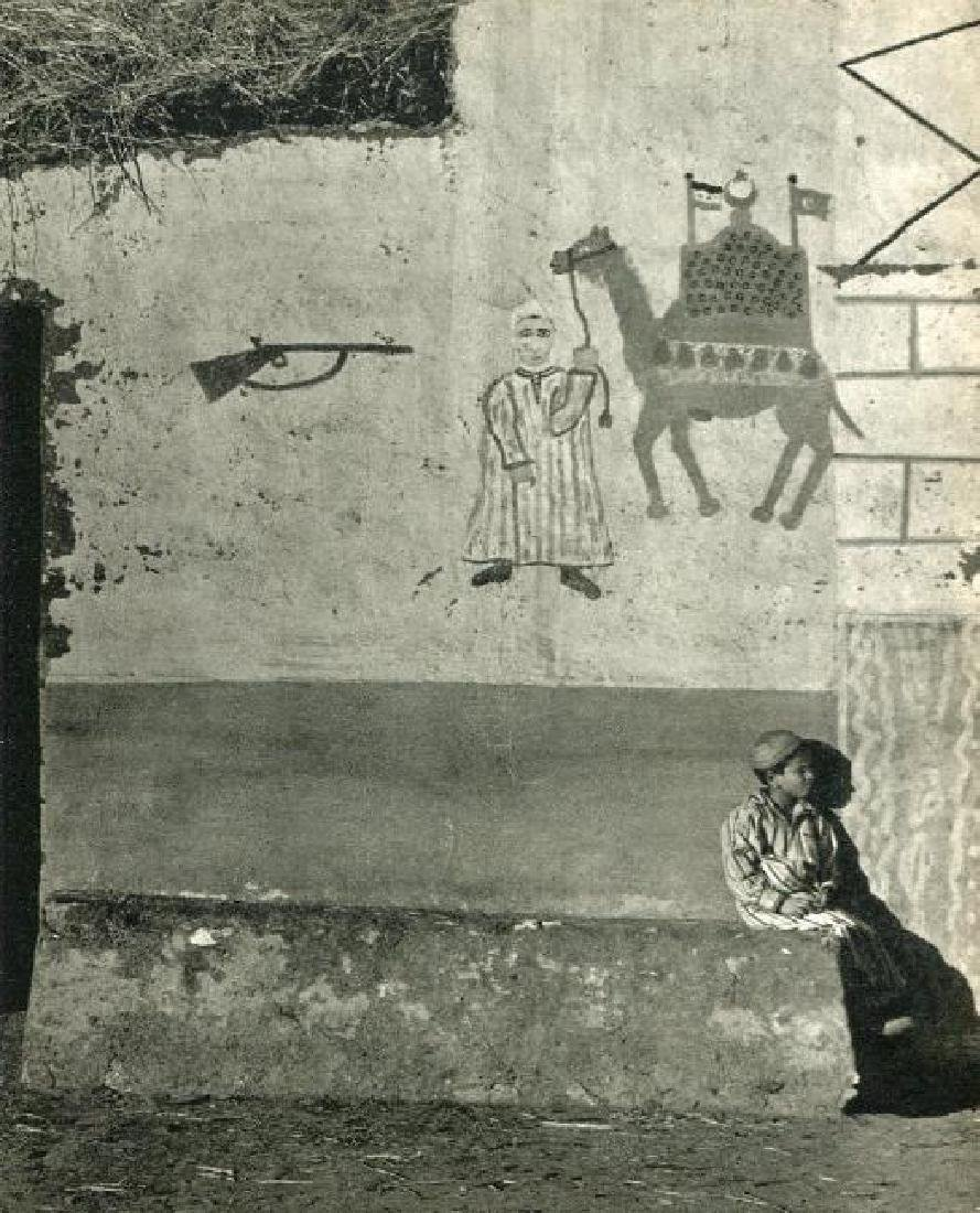 PAUL STRAND - Boy, Egypt