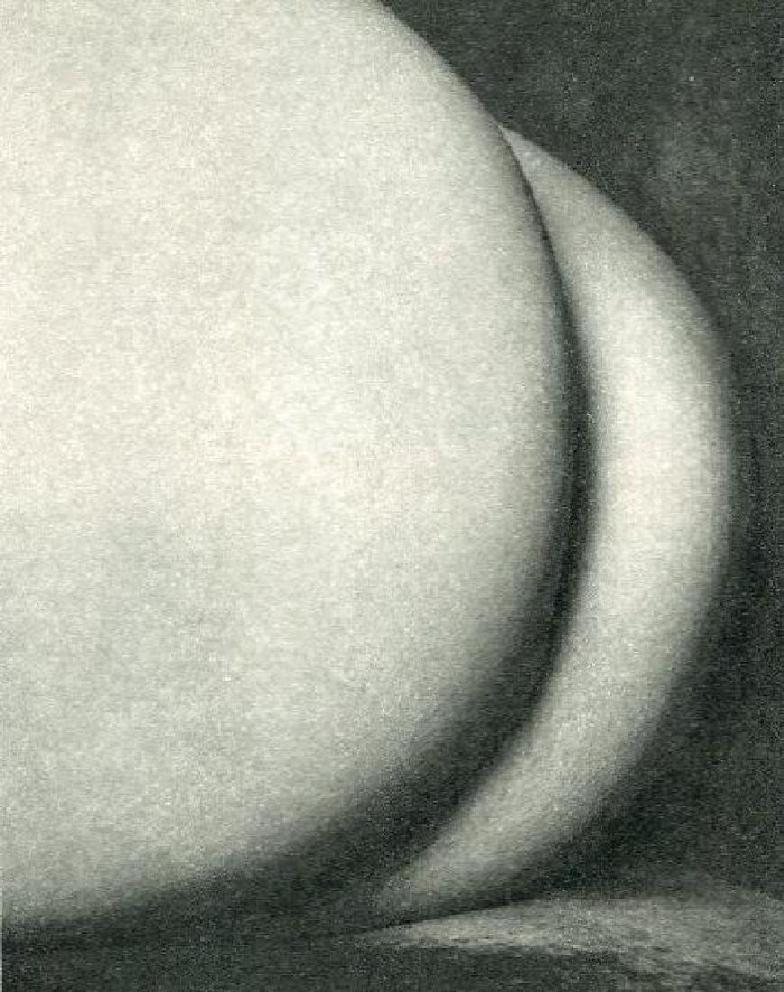 EDWARD WESTON - Form