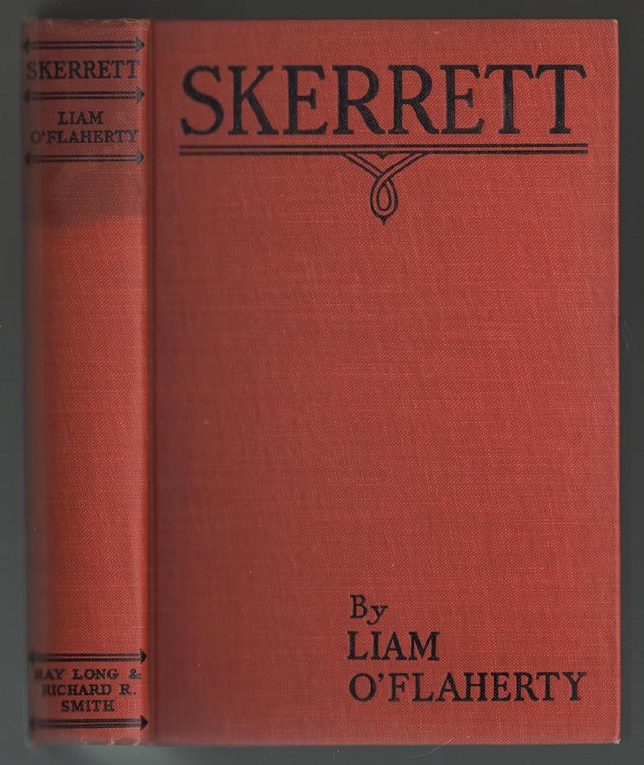 Skerrett, Liam O'Flaherty, First Edition