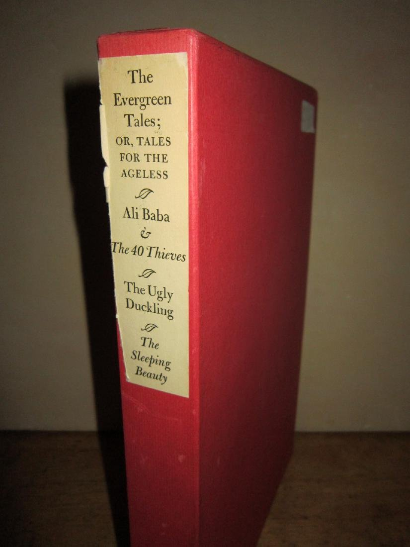 3 Limited Editions Club Fairy Tales - 6