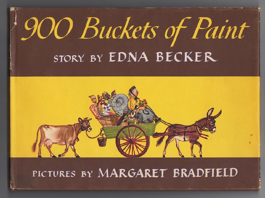 900 Buckets of Paint