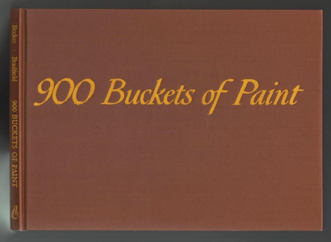 900 Buckets of Paint - 2