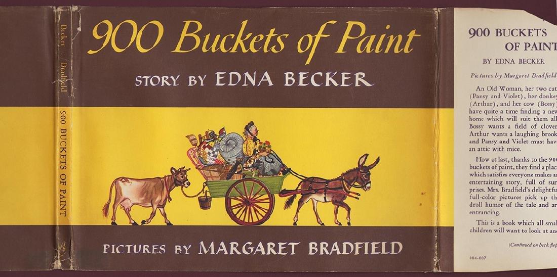 900 Buckets of Paint - 6