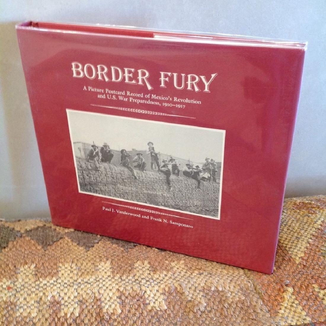 Border Fury: A Picture Postcard Record of Mexico's