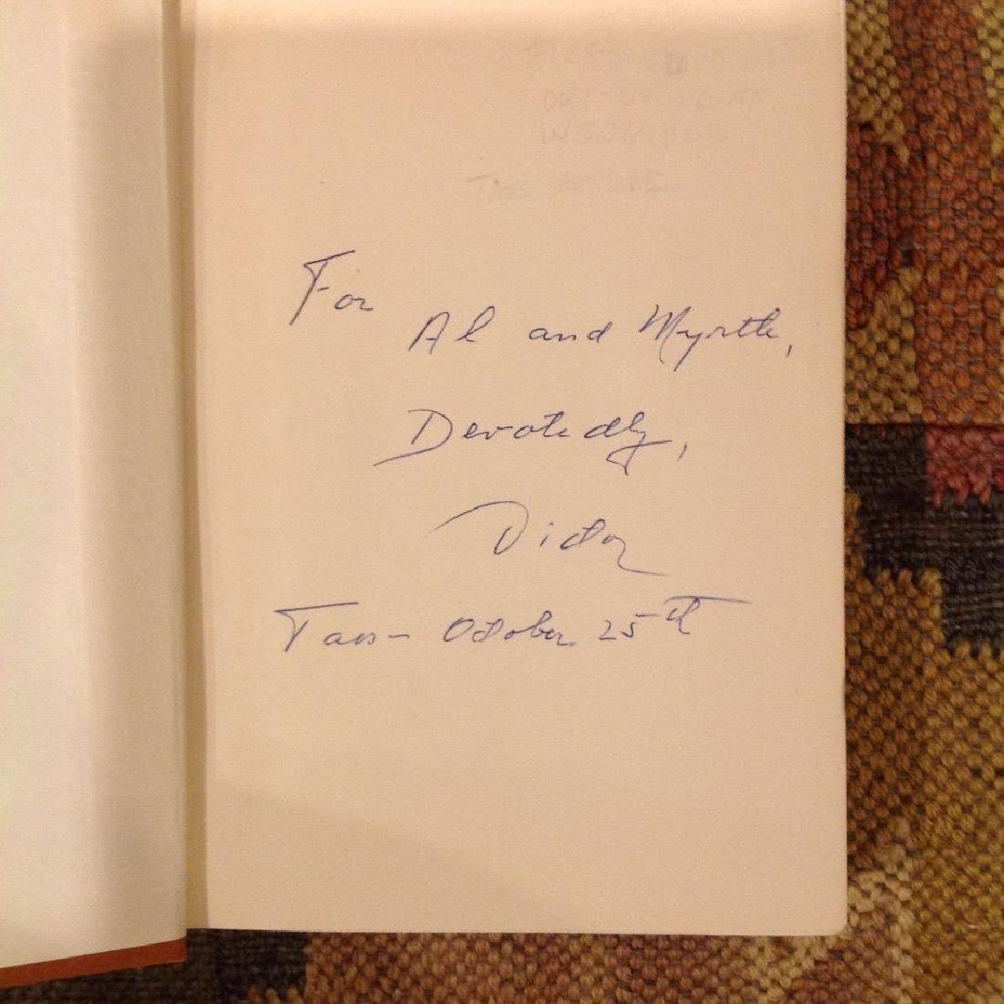 Peter Domanig in America: Brass by Victor White Signed - 3