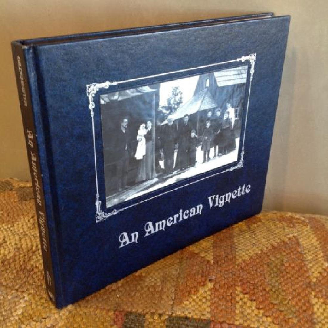 An American Vignette by Jerry Gildemeister Autographed