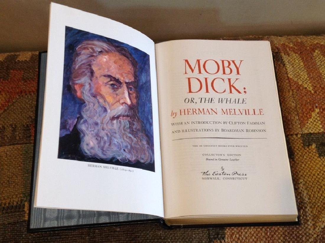 Moby Dick by Herman Melville - 4