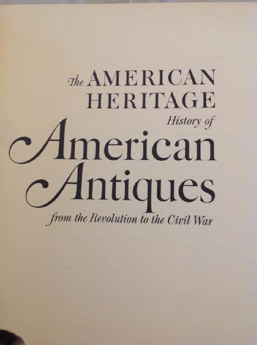 The American Heritage History of American Antiques - 5