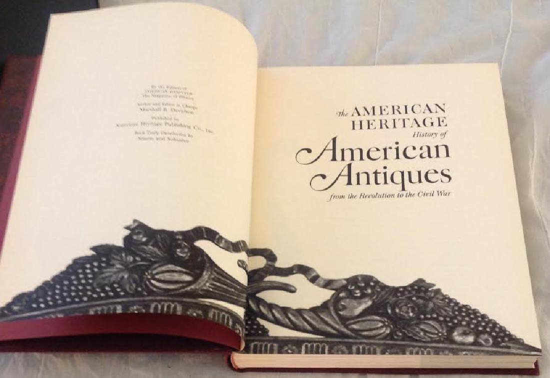 The American Heritage History of American Antiques - 6