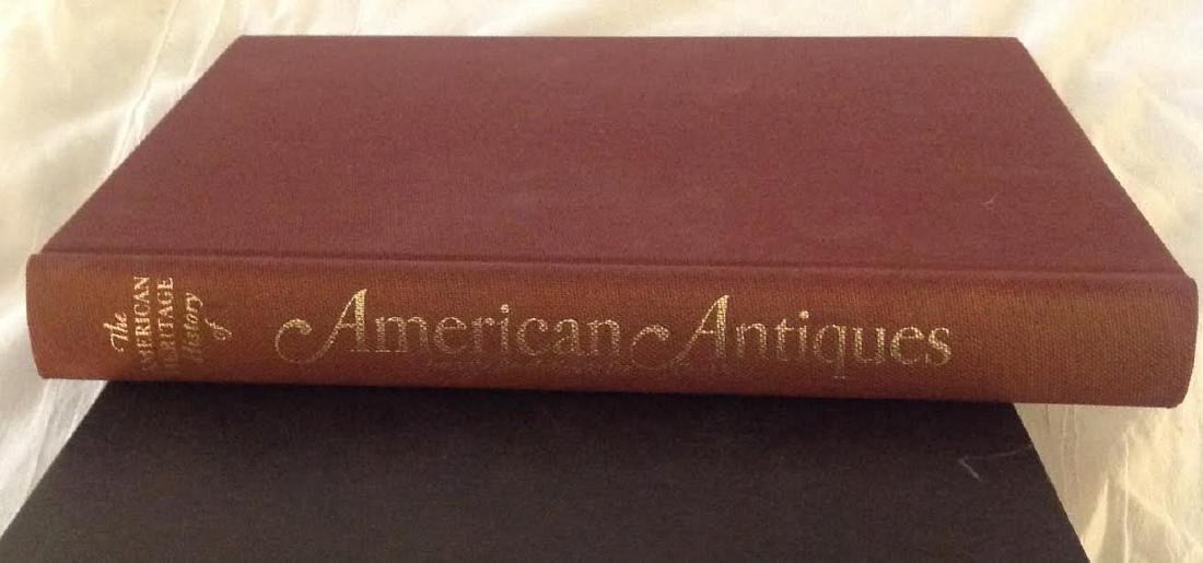 The American Heritage History of American Antiques - 7